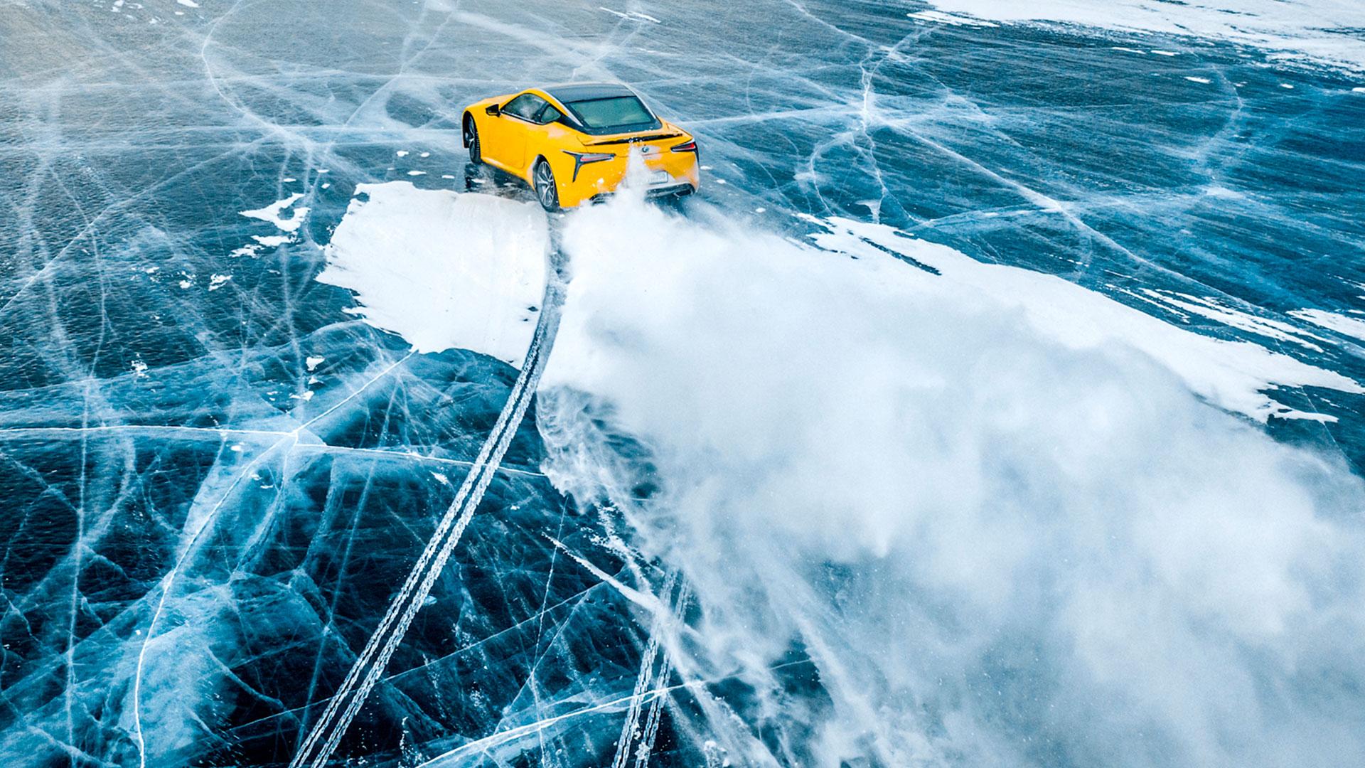 Imagen de vehículos Lexus en Siberia