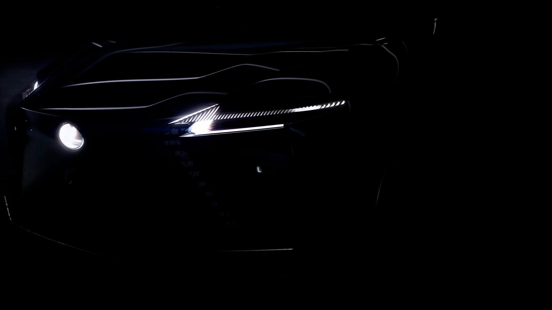 Lexus presenta la tecnología de nueva generación Direct4 hero asset