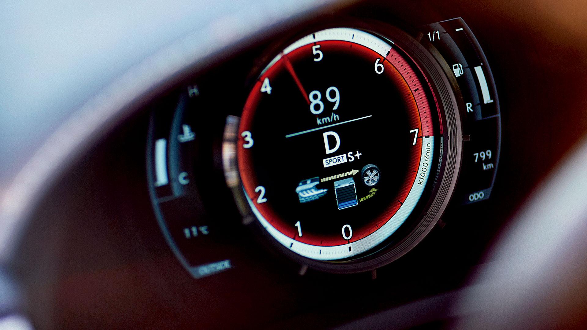 Lexus Dynamic Handling hero asset