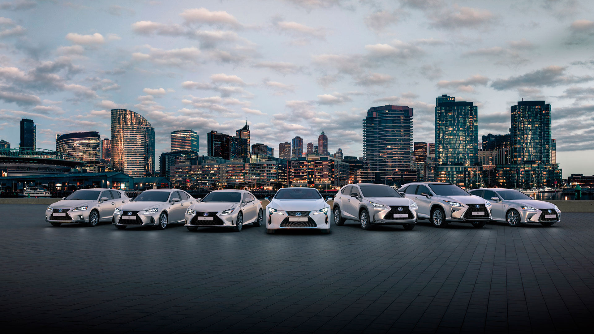 Lexus en el Salón del Vehículo de Ocasión hero asset