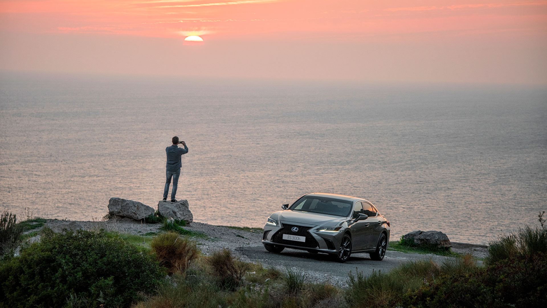 Imagen del nuevo Lexus ES 300h