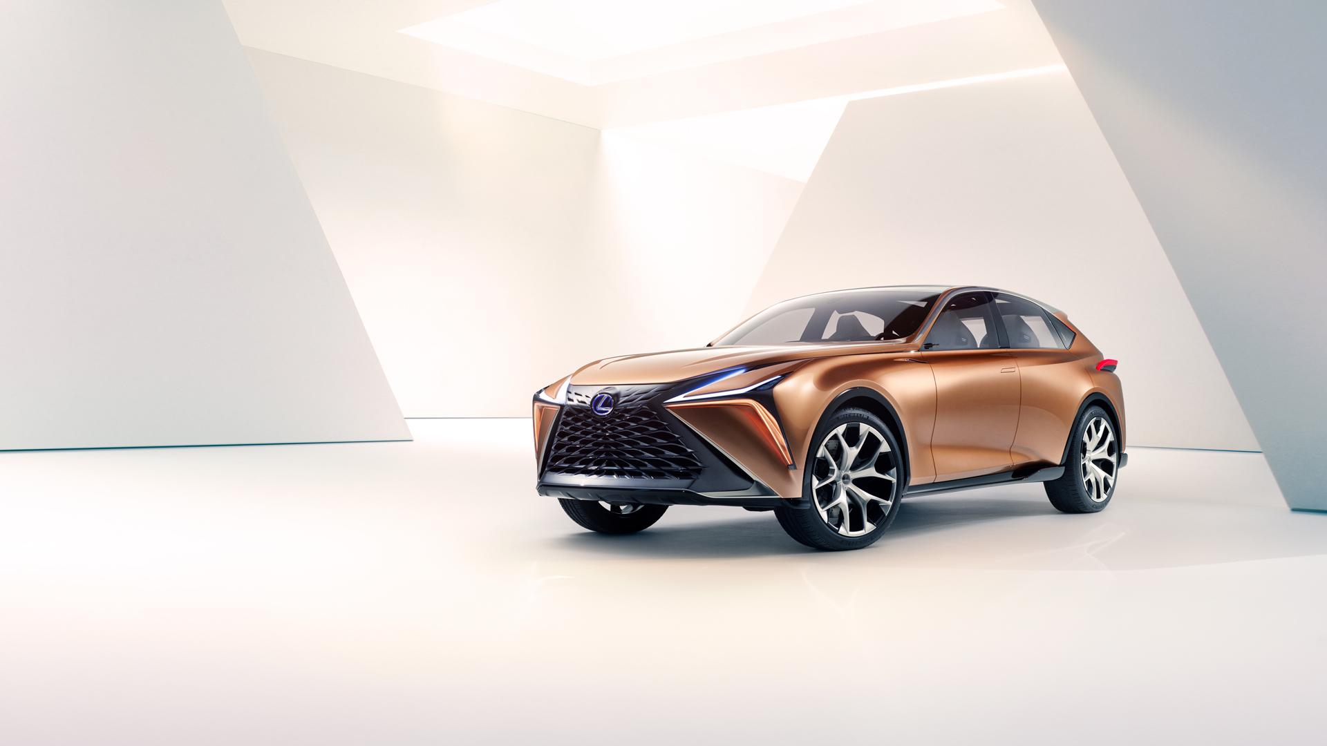 Lexus presenta el LF 1 Limitless hero asset