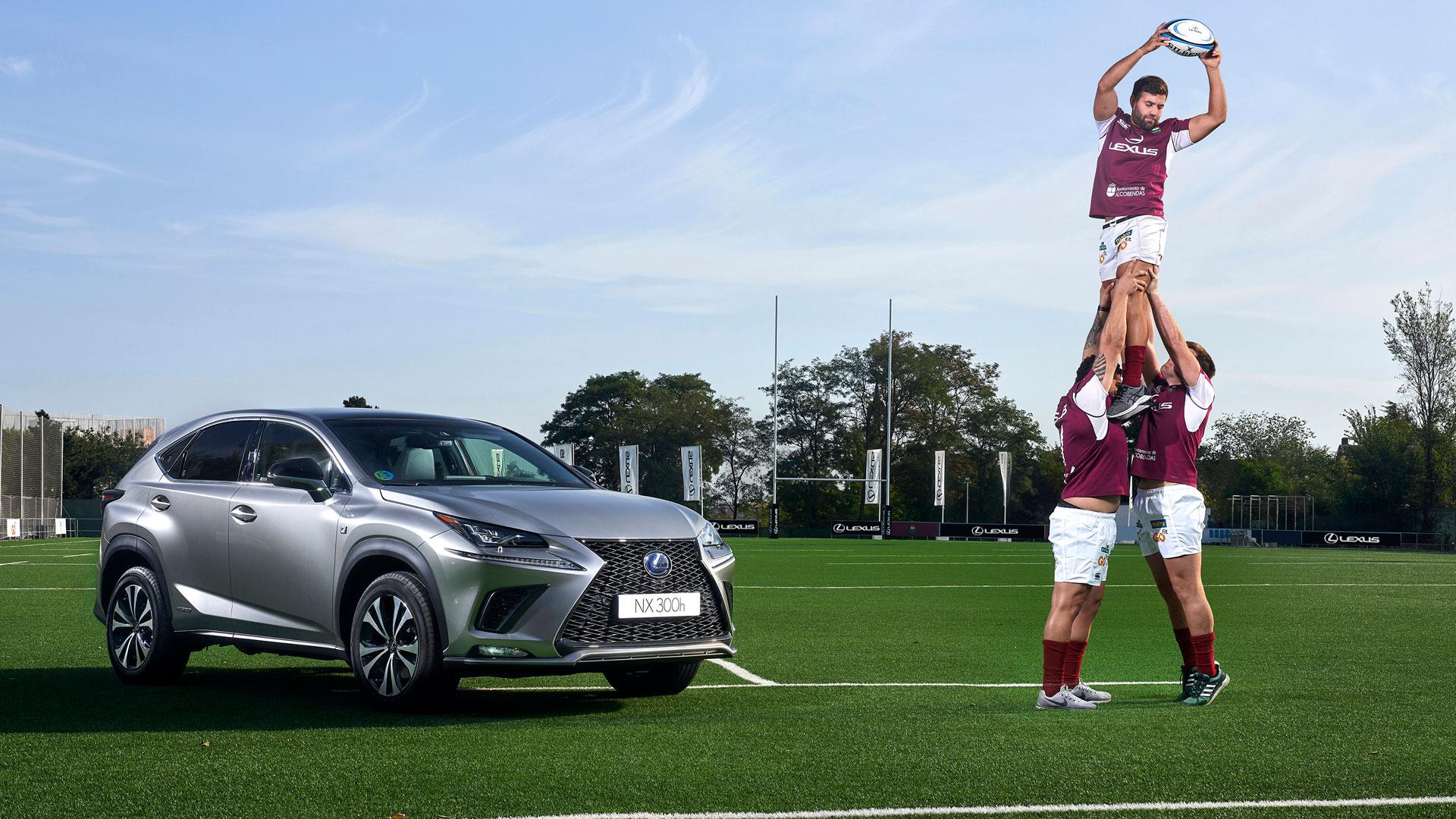 Imagen del Lexus Alcobendas Rugby