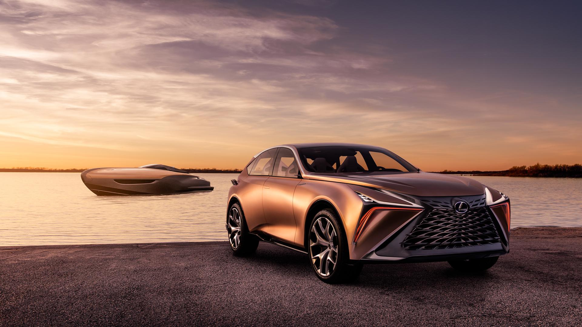 Lexus producirá un nuevo yate hero asset