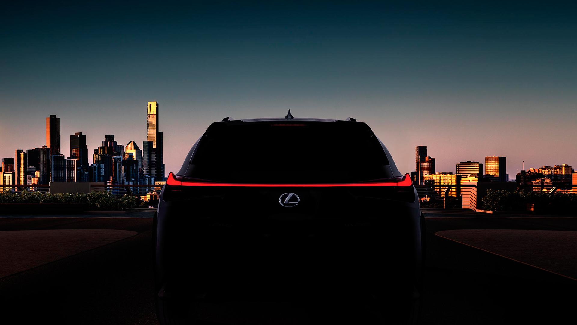 Lexus en Ginebra 2018 hero asset