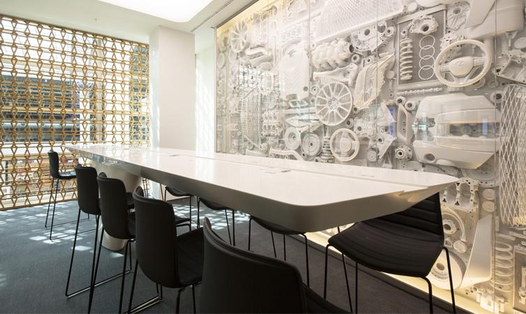 lounge by lexus galeria 1