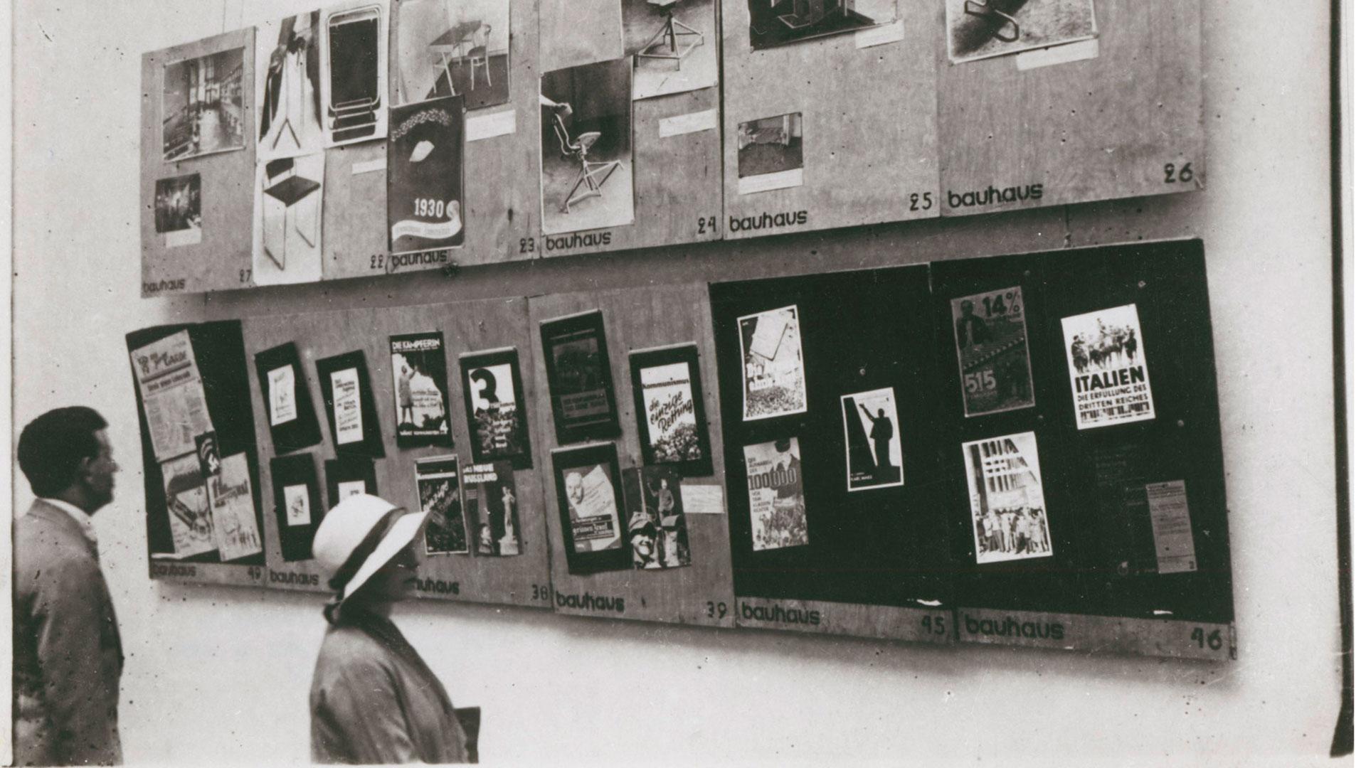 Bauhaus 100 years challenged hero asset