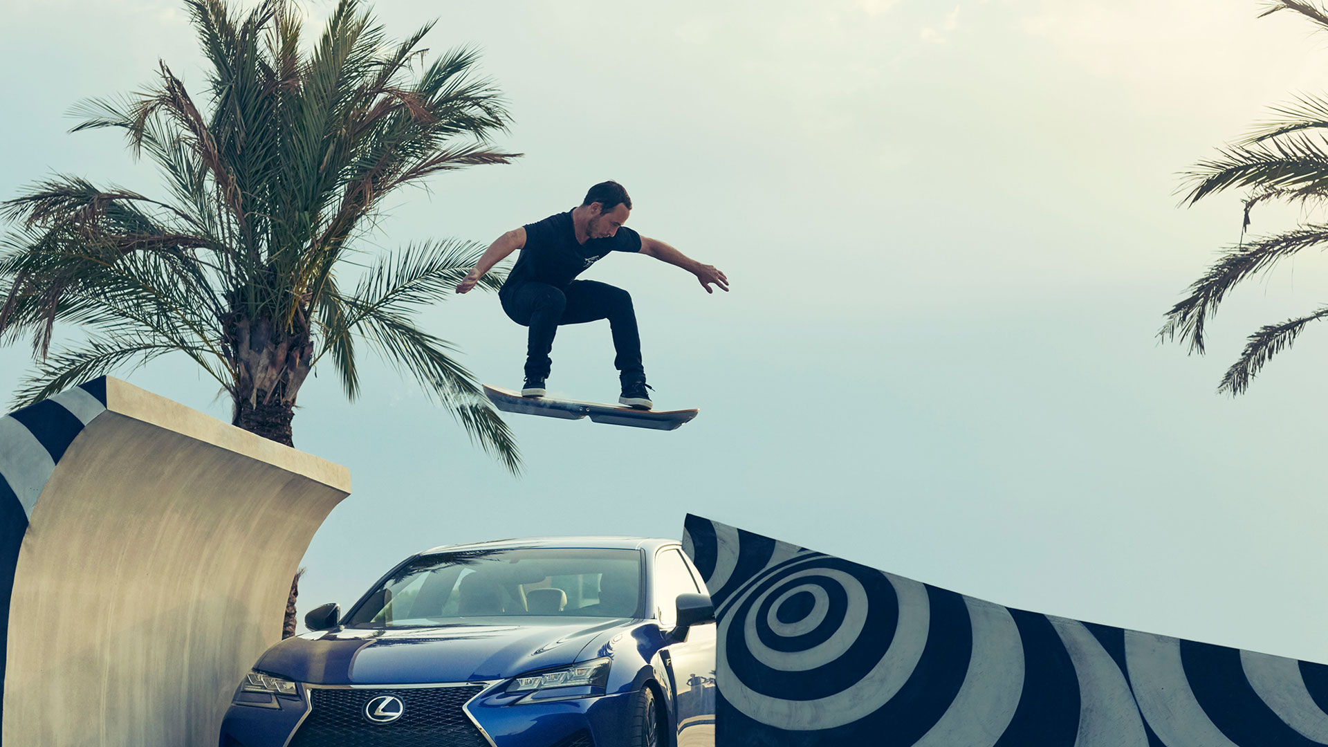 Programa Extracare a GS y RX Lexus hero asset