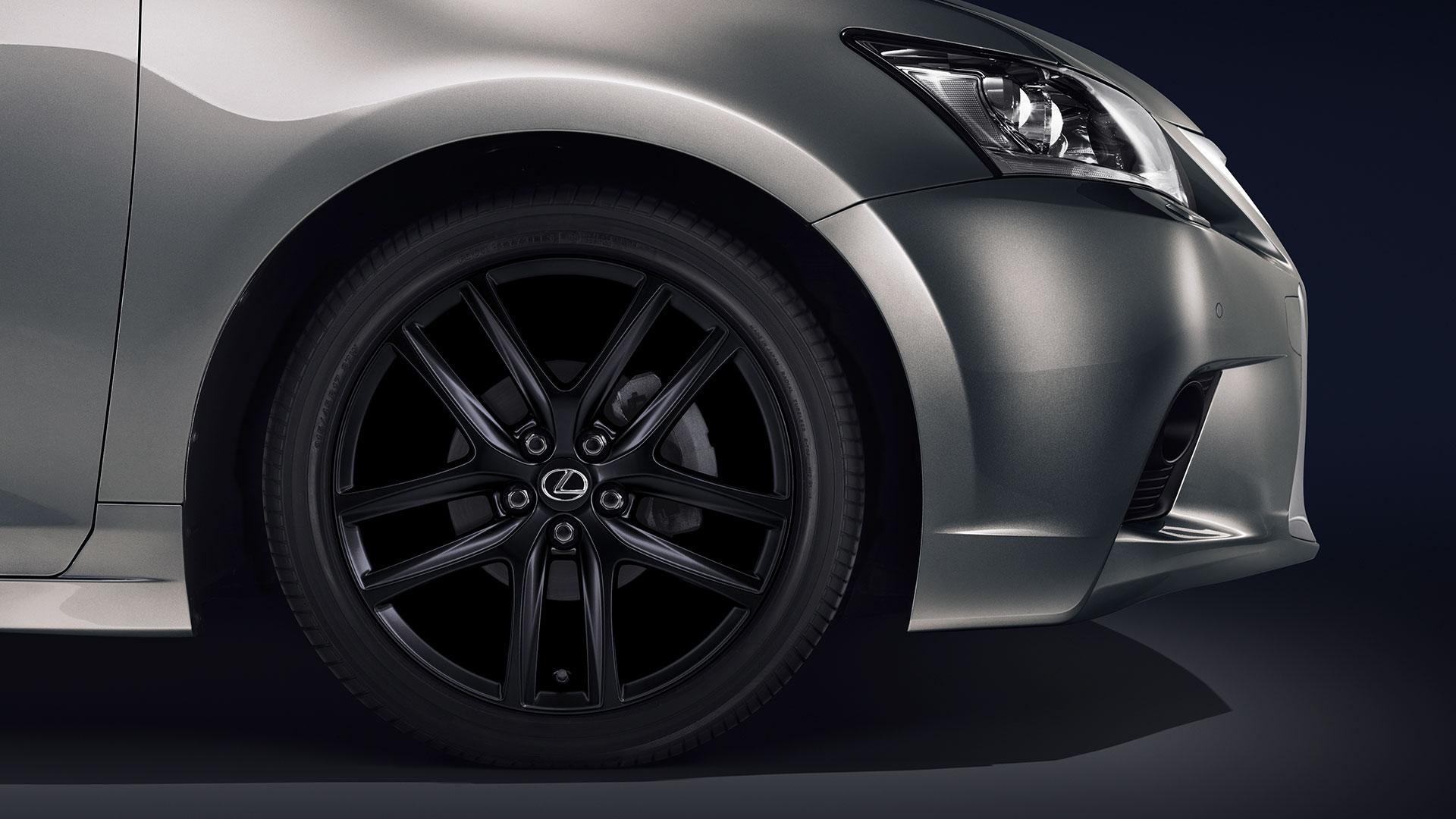 Nueva gama 2013 para el Lexus CT 200h hero asset