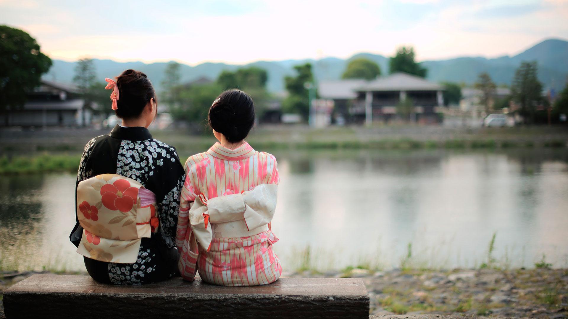 Postales desde… Japón by NUBA hero asset