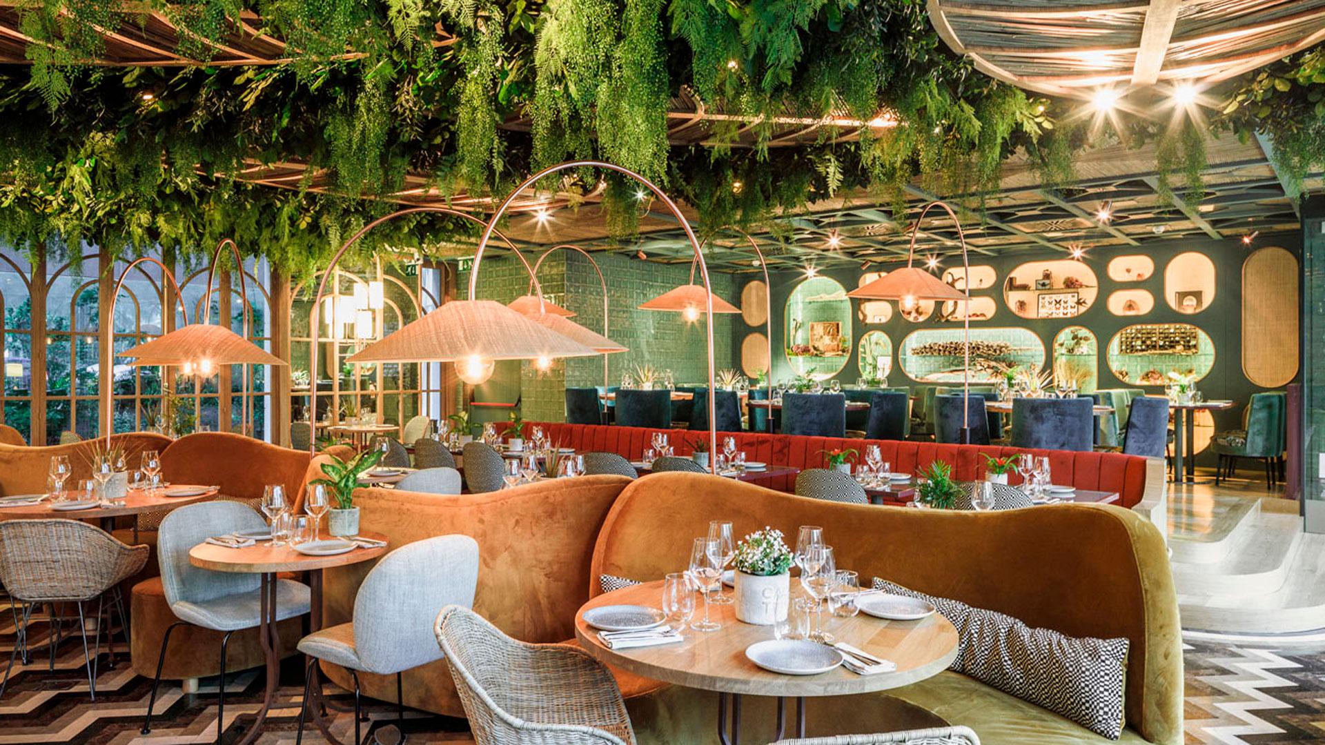 Imagen del restaurante Botania en Madrid