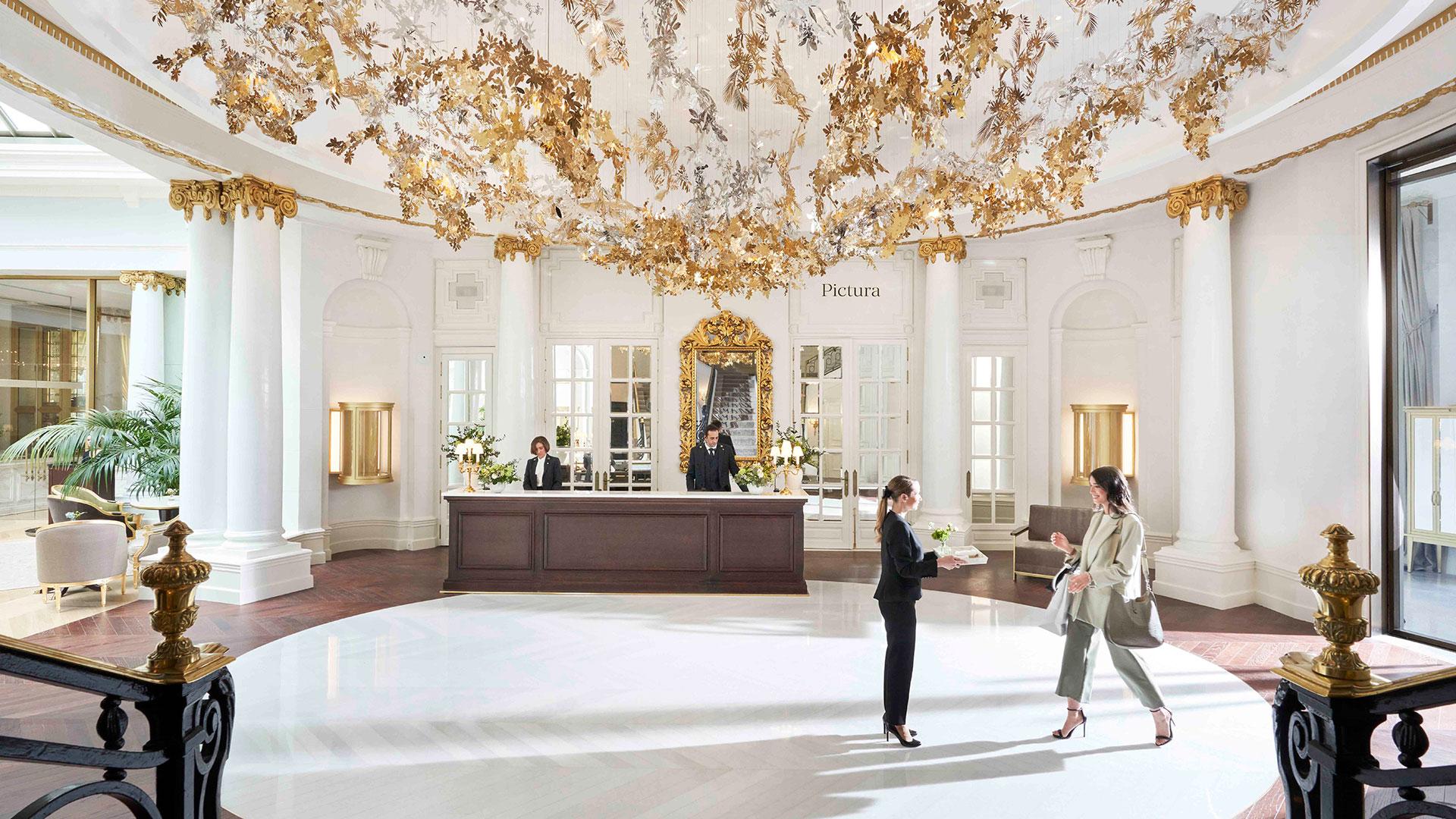 Mandarin Oriental Ritz Madrid hero asset