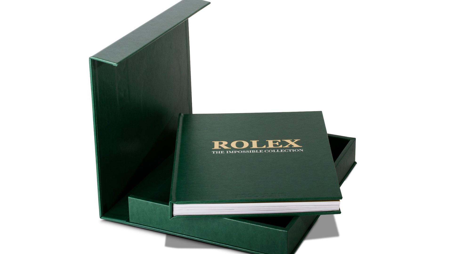 Libro Rolex hero asset