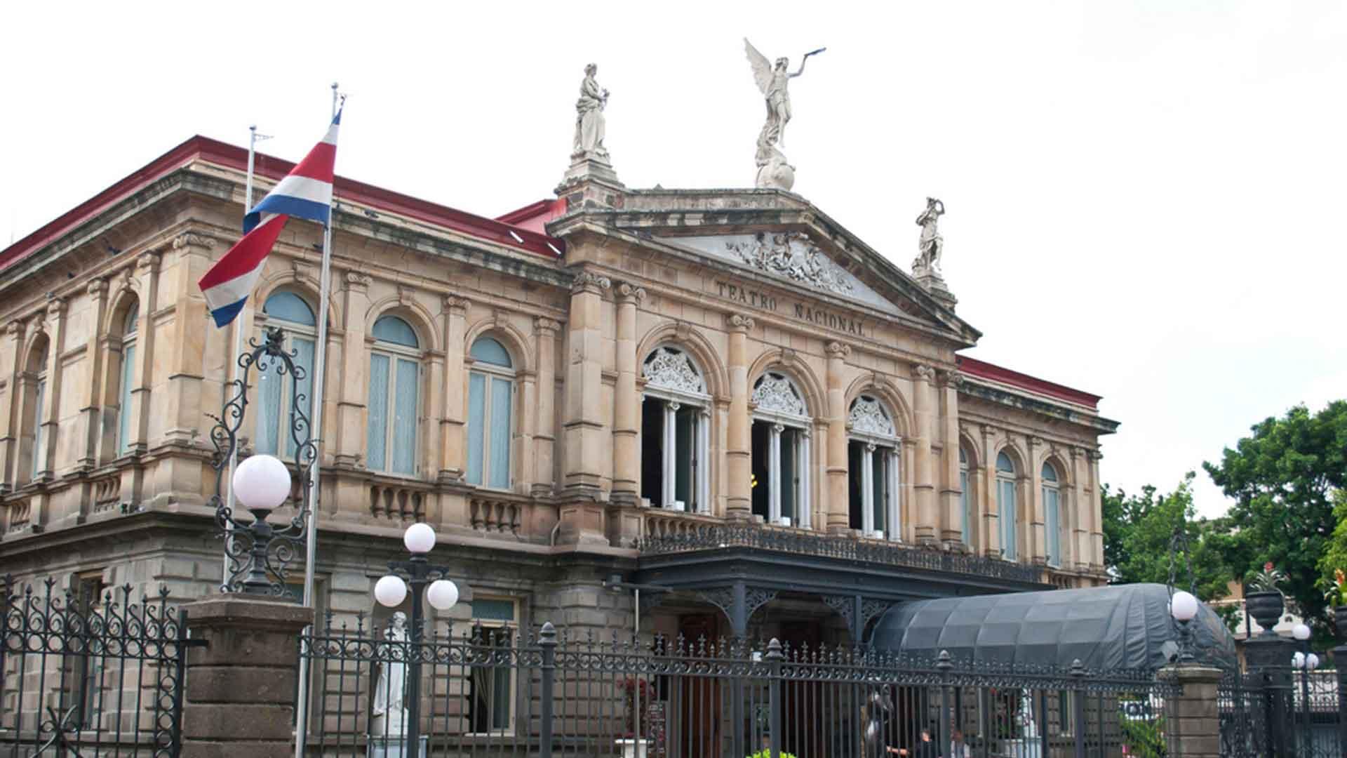 San José de Costa Rica hero asset