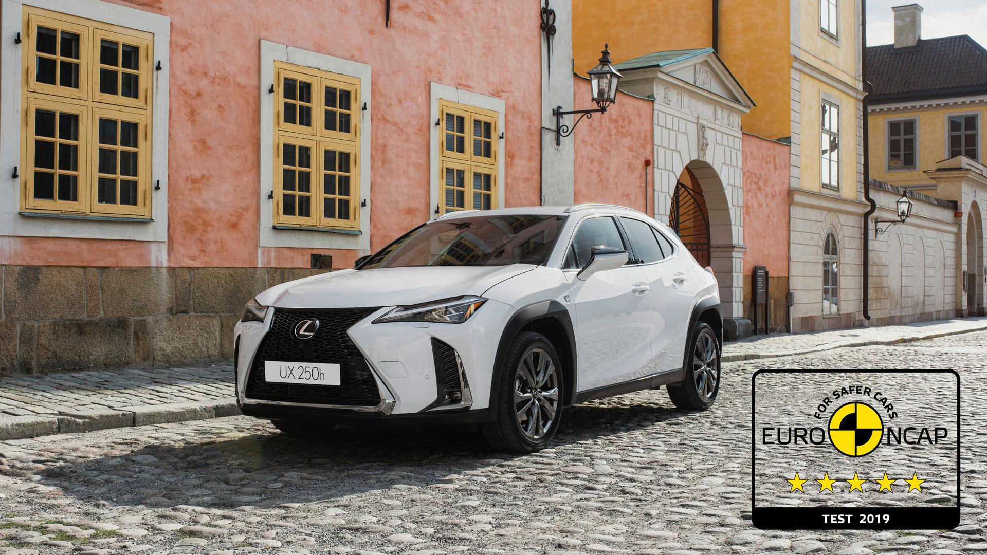 Imagen del Lexus UX 250h Híbrido