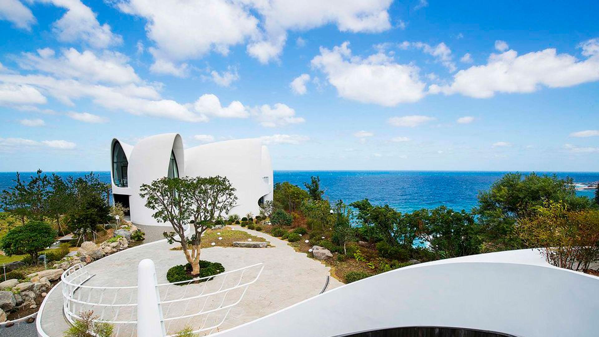 Imagen del hotel Villa Kosmos en Corea