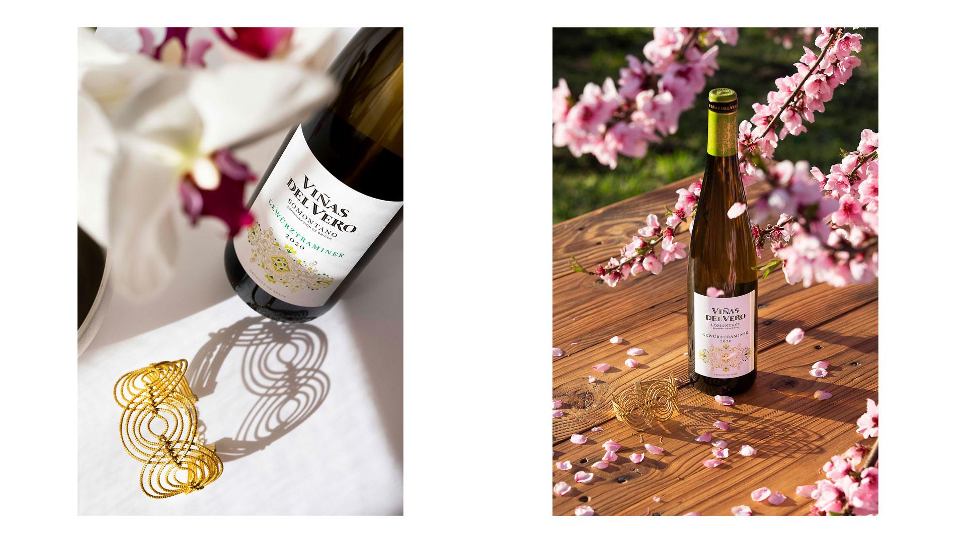 Imagen del vino Viñas del Vero Gewürztraminer
