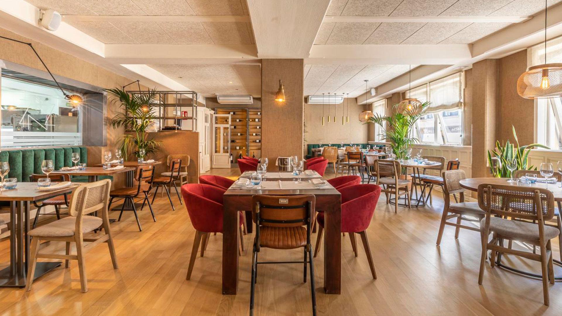 Imagen del restaurante Zaga