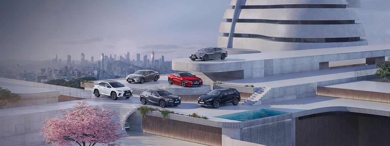 2020 lexus eu hybrid grid meet range