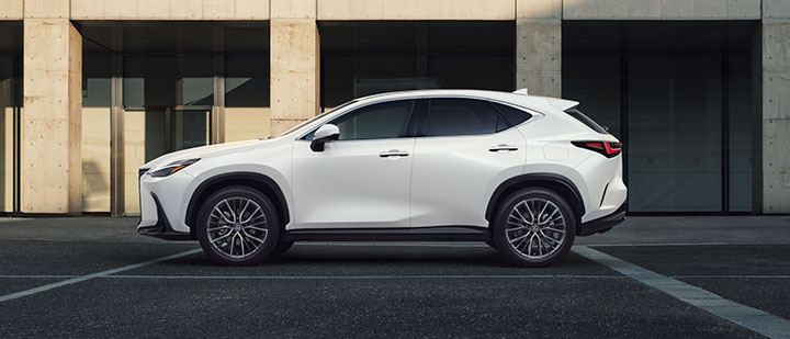 2021 lexus nx overview promo feel more in control