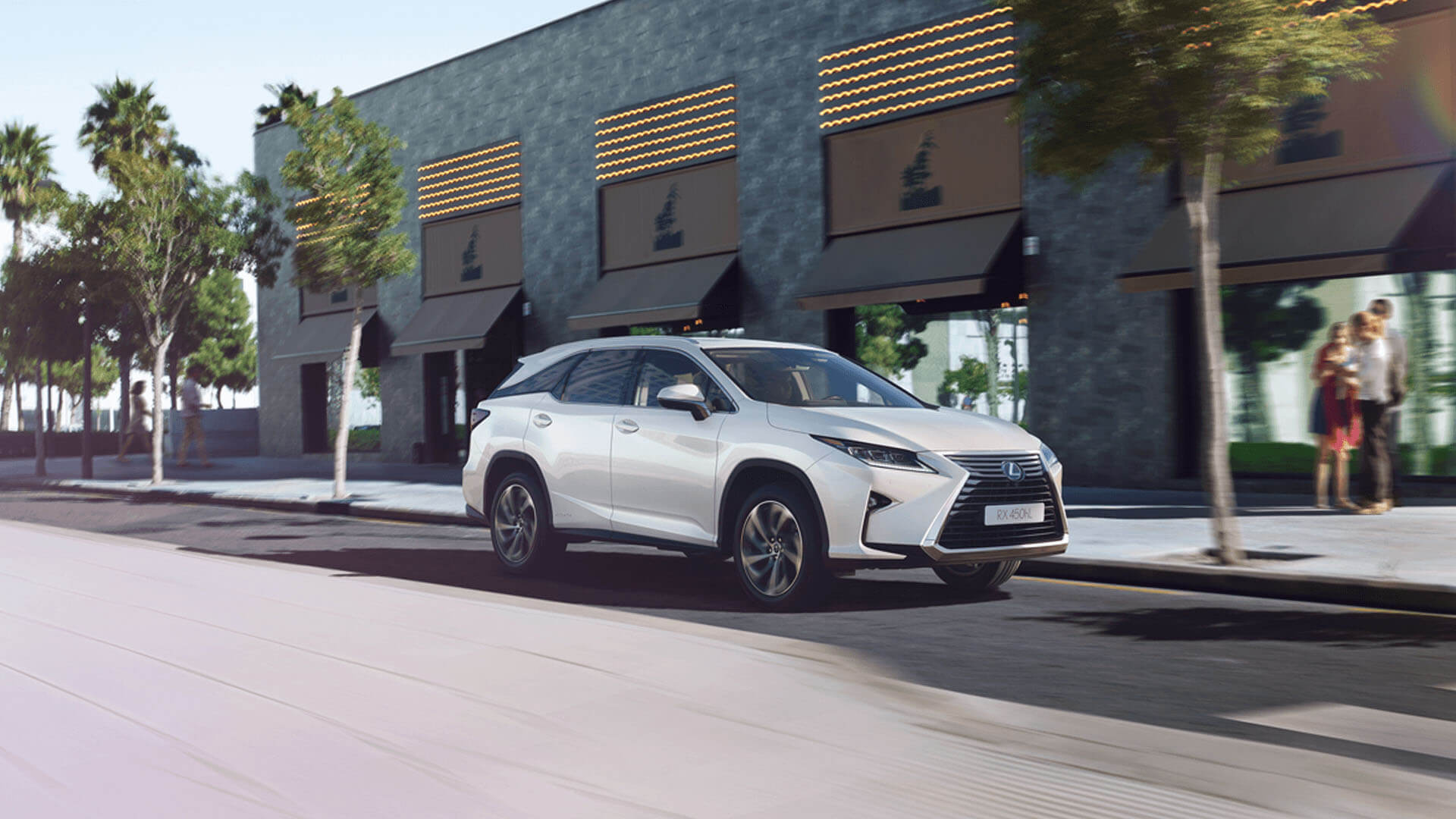 rx reveal lexus news