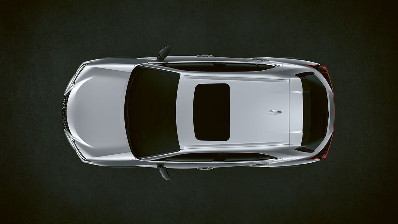 2020 sunroof