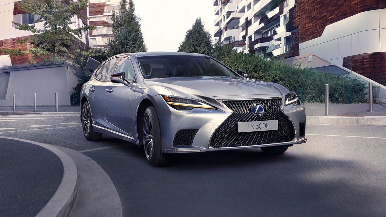 2020 lexus ls experience adaptive variable suspension