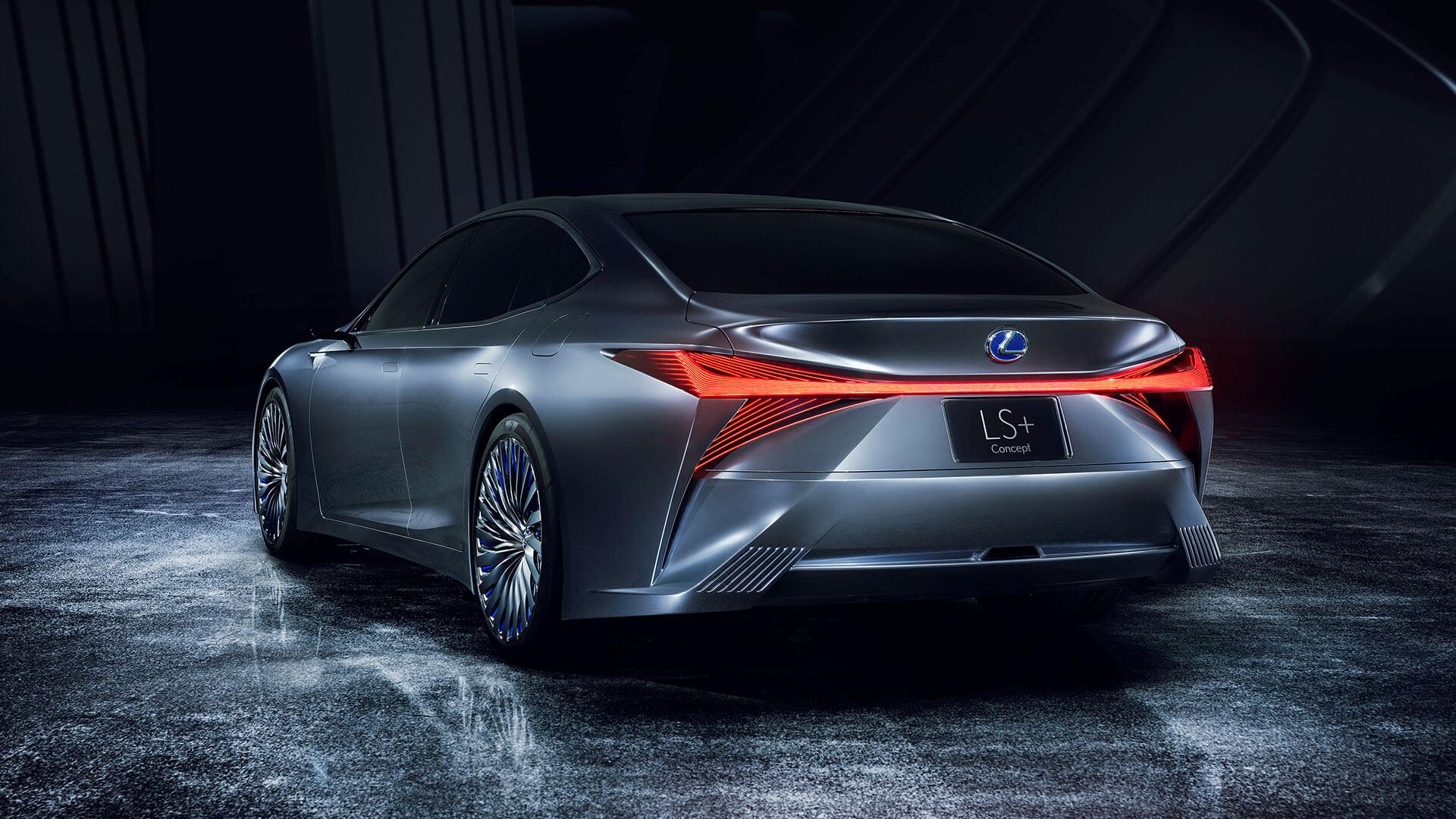 lexus ls concept tokyo motor show gallery 009