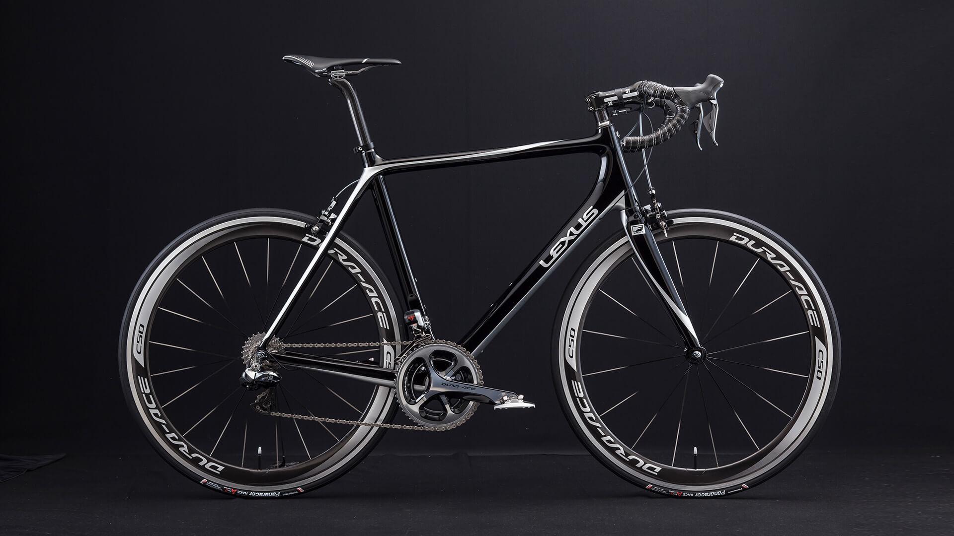 2018 lexus ownership bicycle