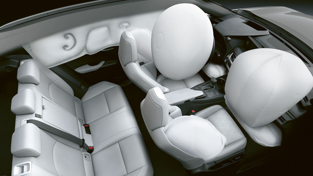 2020 8 airbags