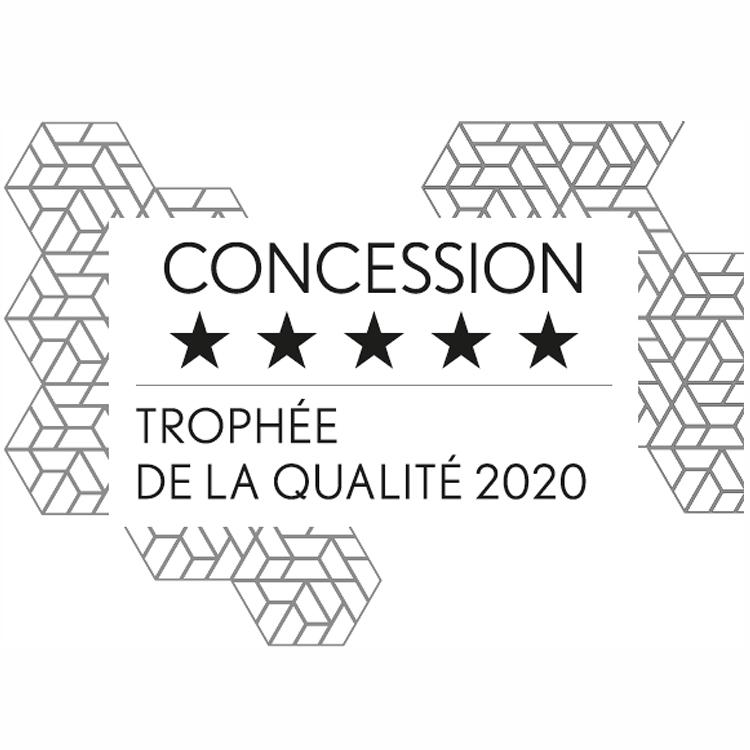 Trophee qualite 2020 Image