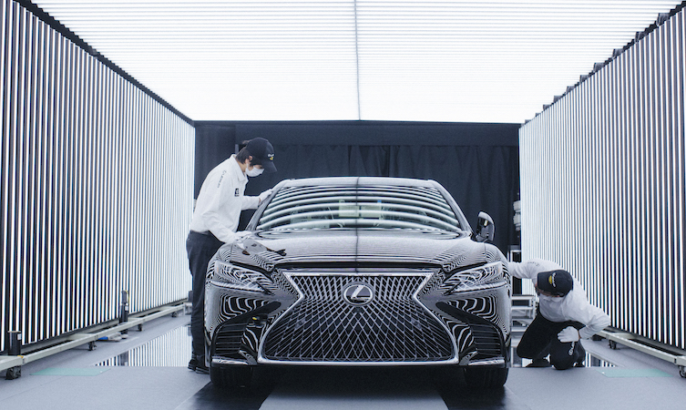 Lexus And Takumi Katsuaki Suganuma The Human Touch body image 8
