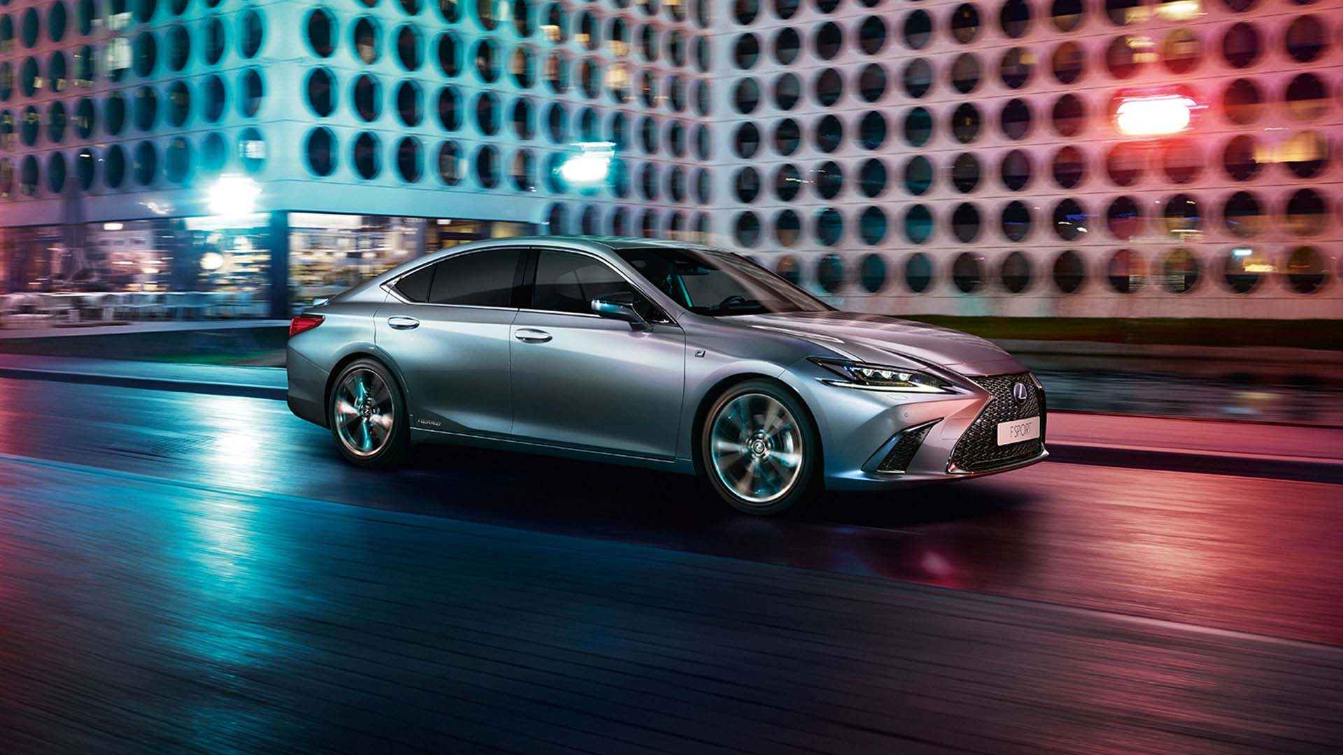 2018 lexus safety gallery es