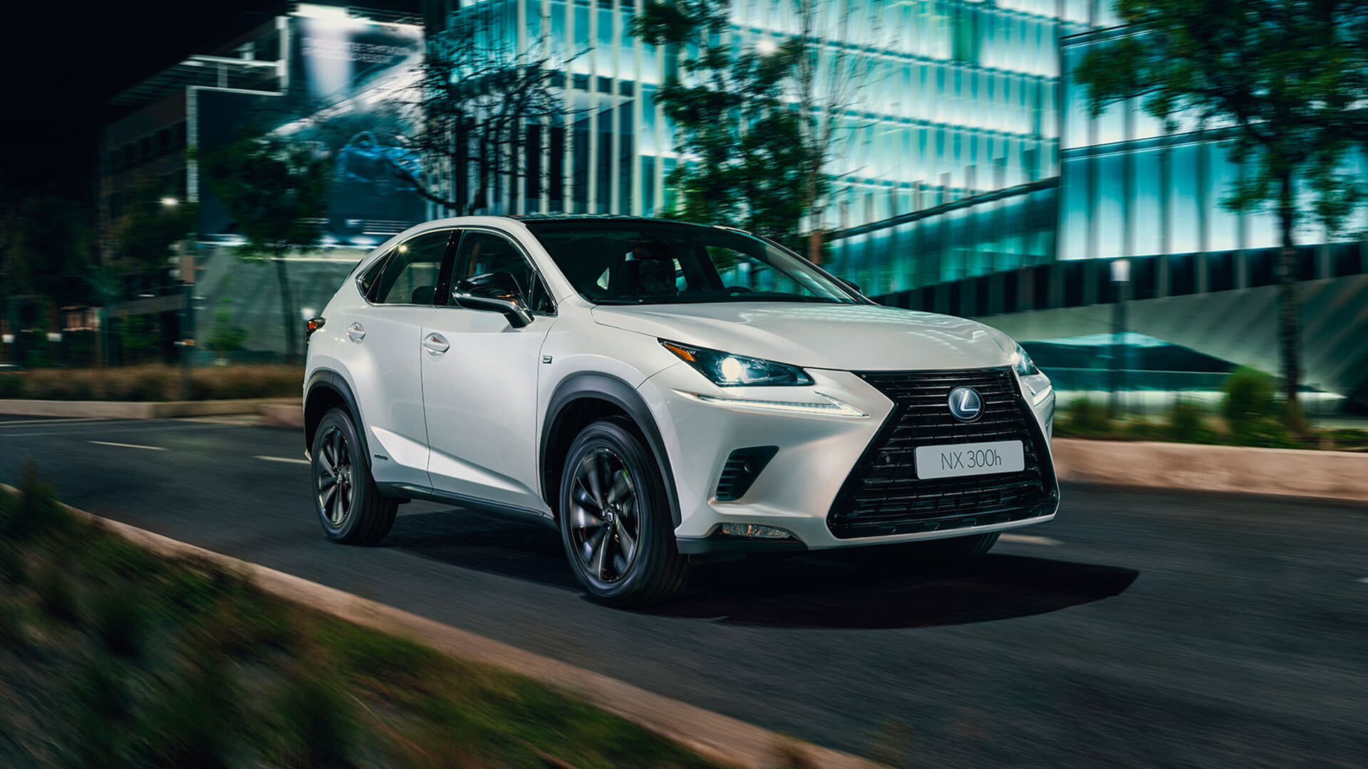 2019 lexus model names nx