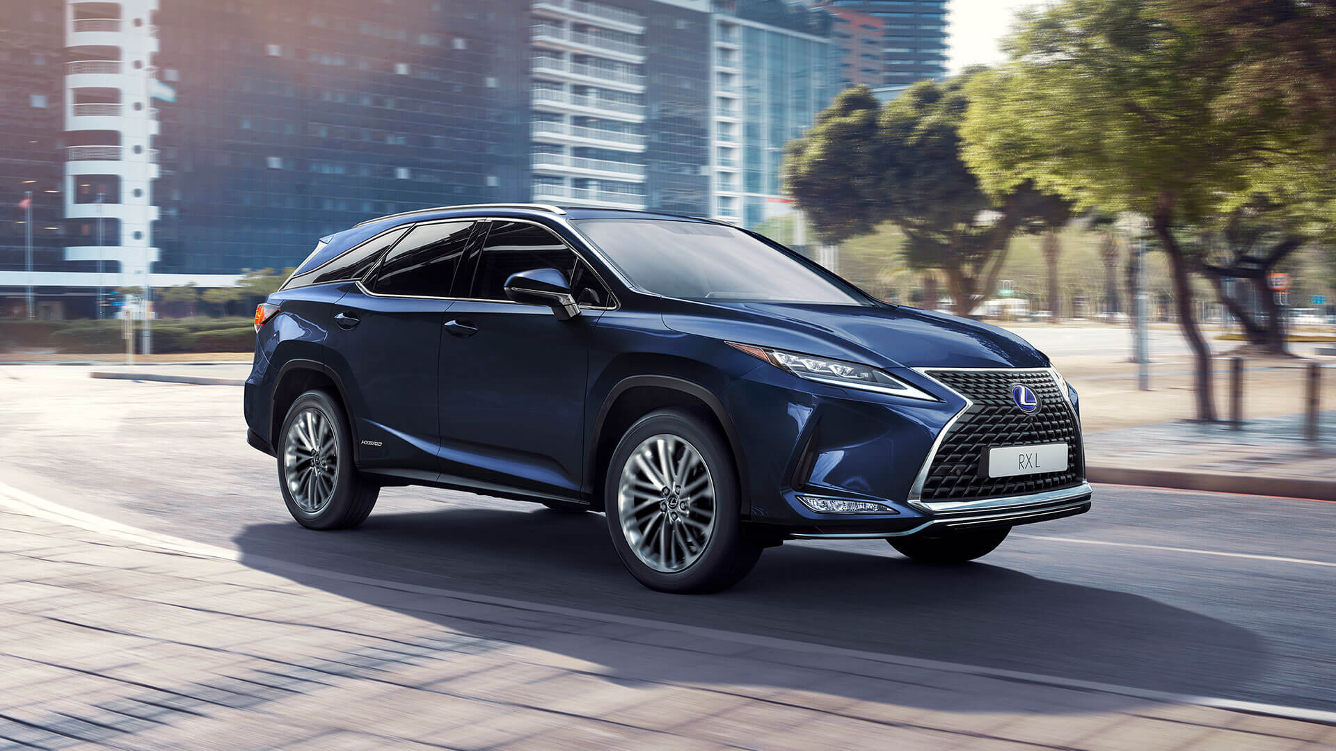 2019 lexus model names rxl