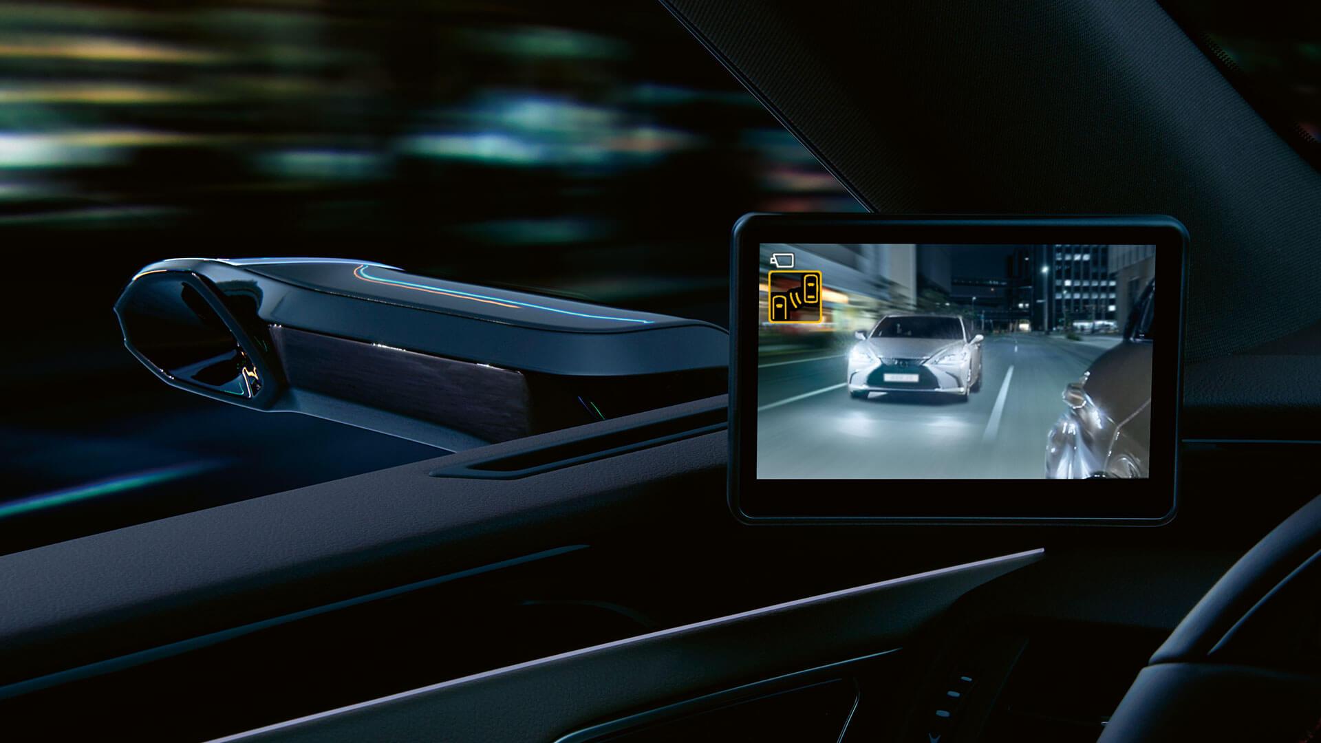 2020 lexus es gallery digital mirror 03