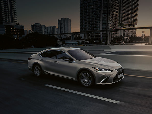 2020 lexus homepage grid business customers