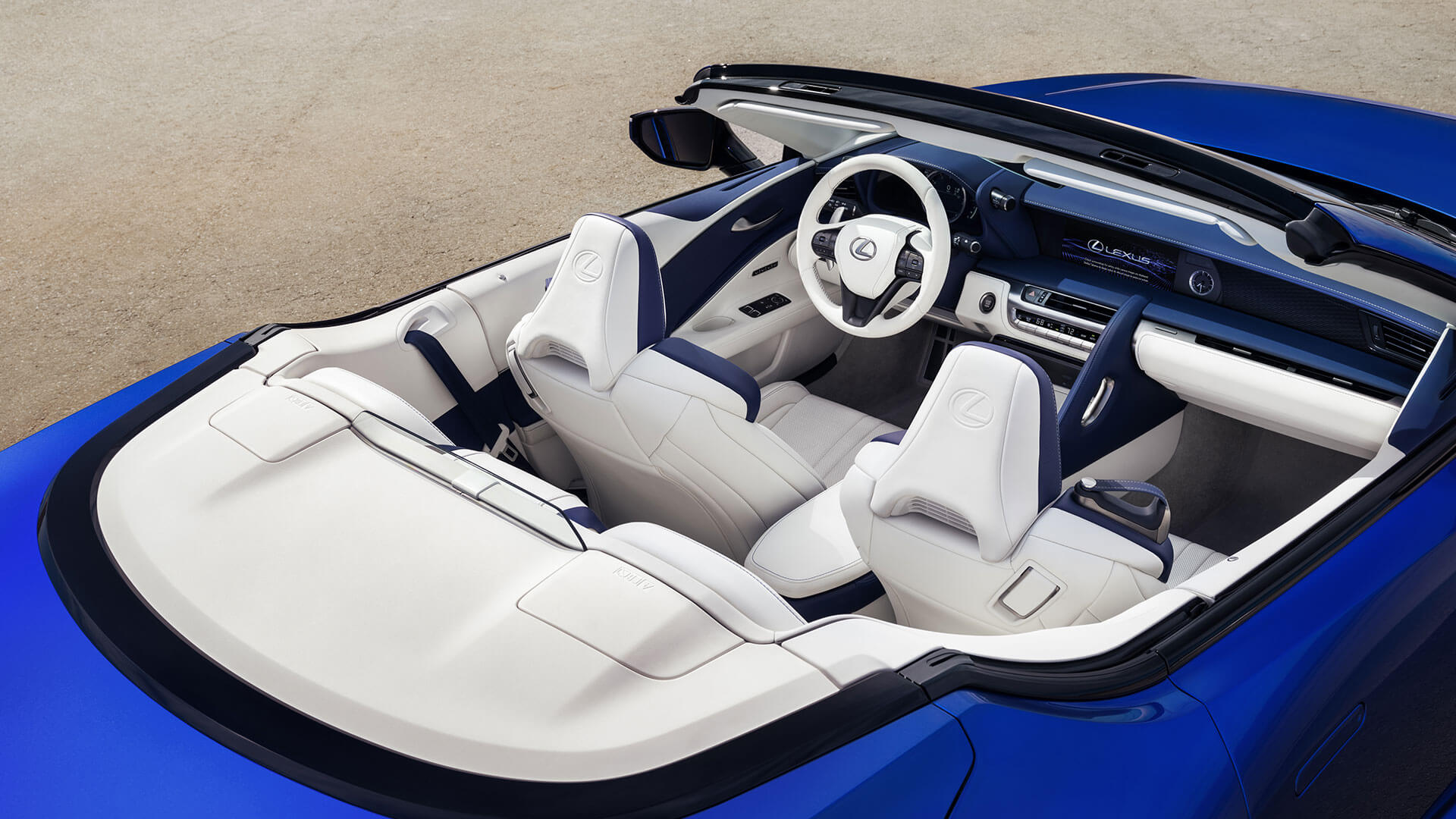 2020 lexus lc covertible gallery 14 exterior