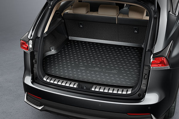 2020 lexus suv nx accessories boot liner 3x2