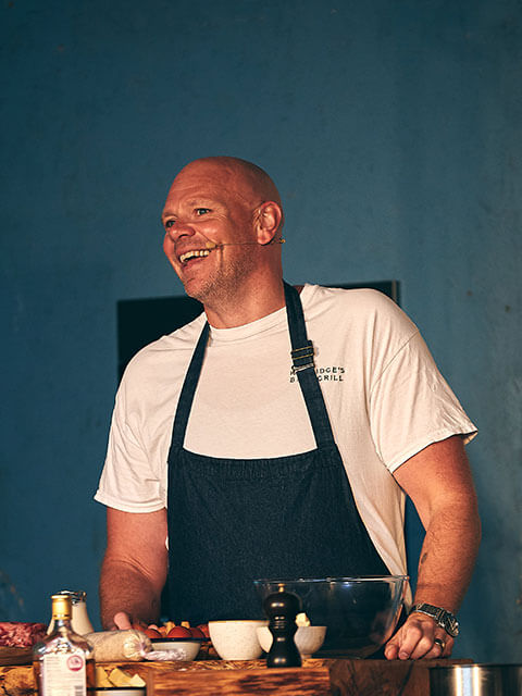 tom kerridge thumb