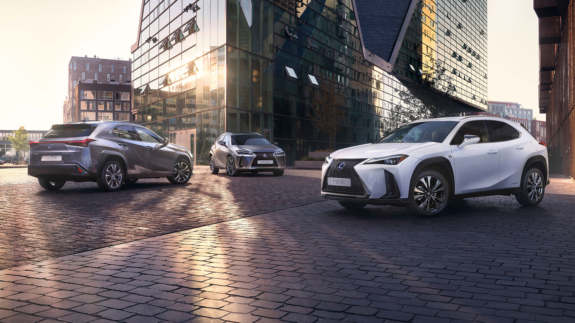 2020 lexus uk business large fleet
