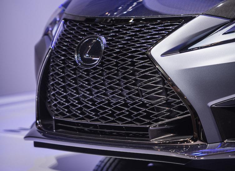 Geneva2019 Lexus 50