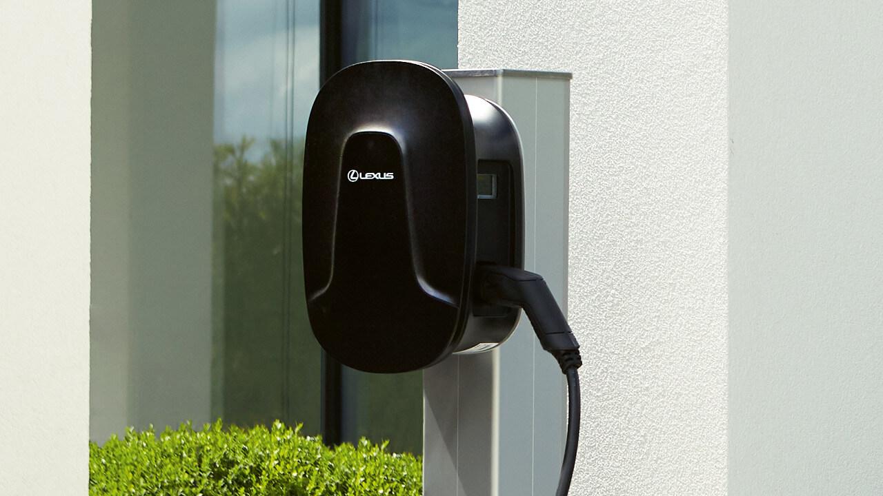 lexus 2020 home charging branded wallbox