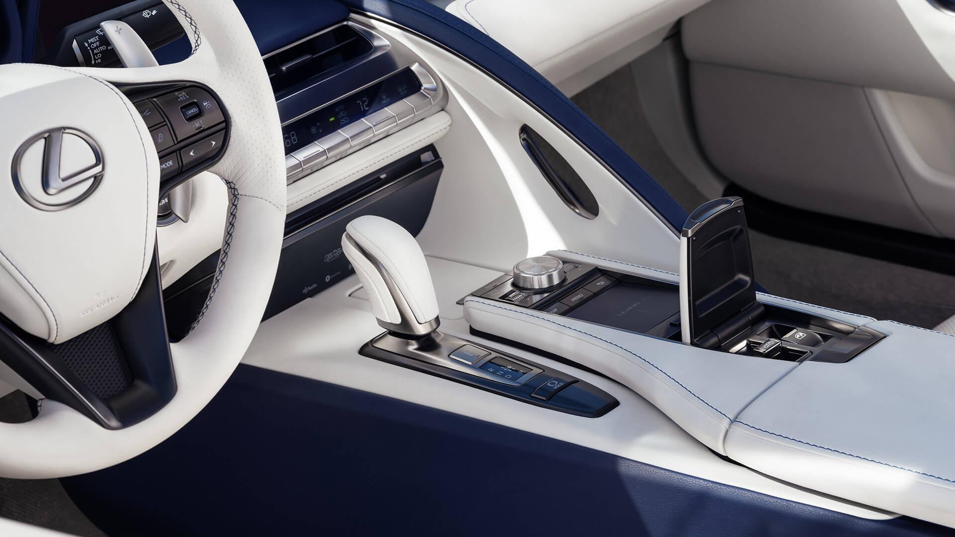 2019 lexus lc convertible 12