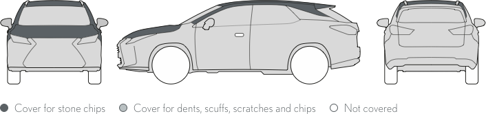 Lexus Smart Cover Diagram