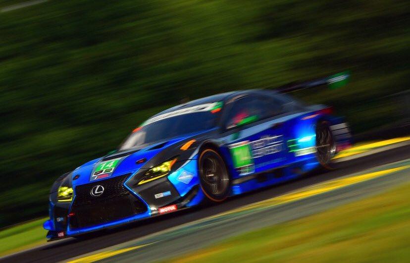 rcf lexus racing