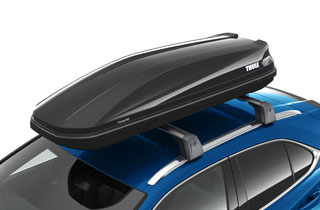 2020 lexus suv uxe accessories roofbox