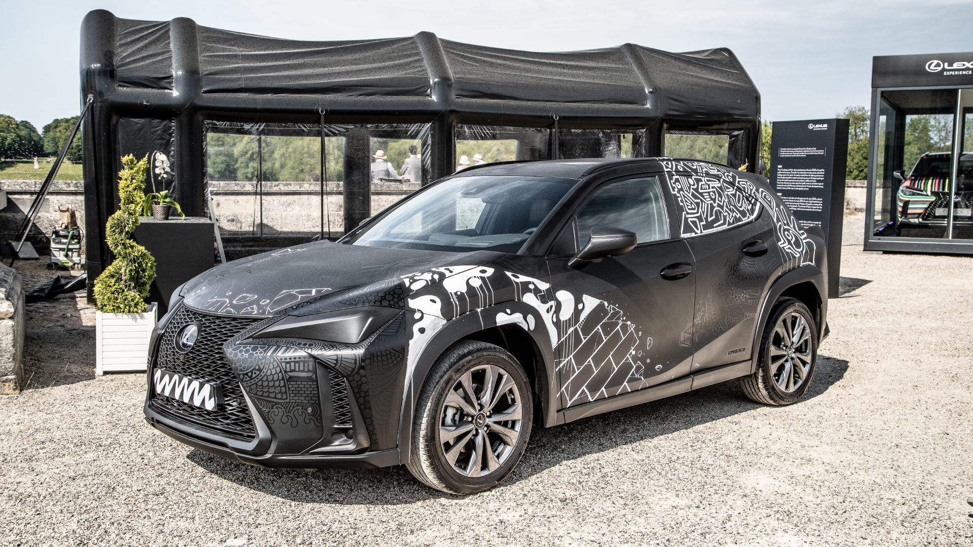 Lexus Reveals Winners Of The UX Art Car Competition body image 2