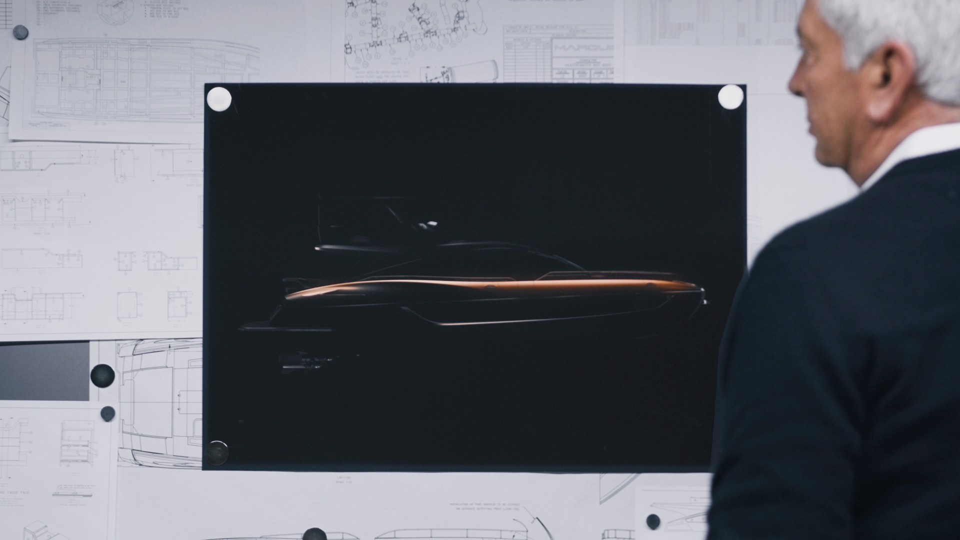 Lexus Teases LY 650 Luxury Yacht Hero image
