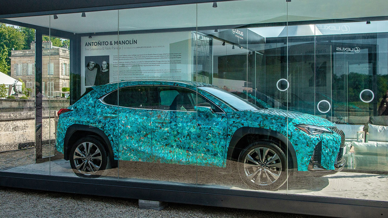 Lexus Reveals Winners Of The UX Art Car Competition body image 1